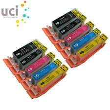 10 Ink Cartridges for Canon MP540 MP550 MP560 IP3600 IP4600 IP4700 MP630 NON-OEM