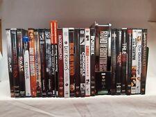 25 Stück DVD Sammlung Blockbuster Action Thriller FSK ab 16 freigegeben