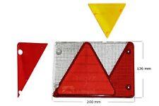 Aspöck Multipoint 4 IV Rückleuchte Heckleuchten-Ersatzglas Lichtscheibe Rechts