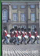 Denmark Souvenir Folder Year Sets 1989-1994 Facit 2007 Cat Value 3,000kr all Nh