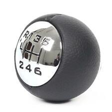 6 Levier de Vitesse Pommeau Manuel pour Peugeot 307 308 3008 407 5008 807Partner