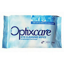 Optixcare Eye Cleaning Wipes (50 Wipes)