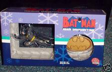 DC Direct BATMAN RESIN CHRISTMAS ORNAMENTS 2001 - MIB