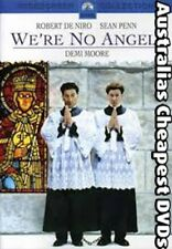 WE'RE NO ANGELS (DE NIRO, PENN MOORE) DVD NEW, FREE POSTAGE WITHIN AUST REG 4