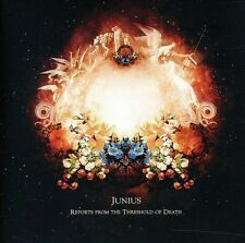 Junius - Reports From The Threshold Of Death [CD New]