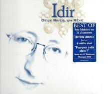 nf CD IDIR DEUX RIVES UN REVE EDITION LIMITÉE