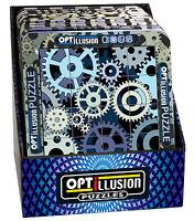 3D Magna Optillusion Cogs Magnetic Puzzle 16 Pieces