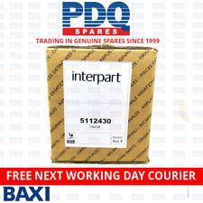 Main 28HE System, Baxi Combi 105HE, Potterton Performa 30HE Fan 5112430 - NEW