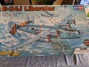 Lot 355 - B-24J Liberator - 1/32 Scale - Hobby Boss