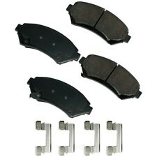 Disc Brake Pad Set fits 1997-2005 Pontiac Grand Prix Montana Bonneville  AKEBONO