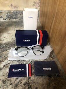 Open Box Kimorn Photochromic Blue Light Blocking Glasses