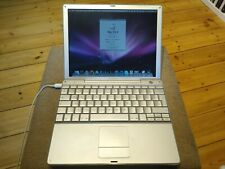 Apple PowerBook G4 1,5GHz 1,25GB Ram 80GB HDD Airport 10.5.8 - Top Modell