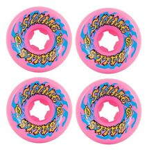 Slime Balls 60mm Goooberz Vomits Pink Skateboard Wheels 97a