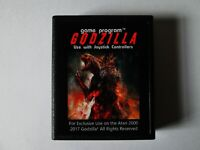 Atari 2600 Godzilla Video Game Cartridge
