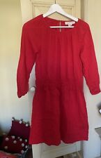 Señoras Vestido de algodón/de mujer de H&M Uk Size 8 Nuevo sin etiquetas/edad 14-15 adolescente