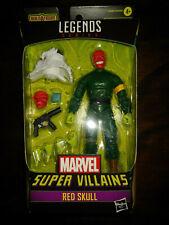 "RED SKULL Hasbro Marvel Legends Series 6"" Action Figure Xemnu BAF"
