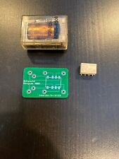 Beogram 4000/4002/4004/6000 Relay Adapter PCB (Siemens Replacement)