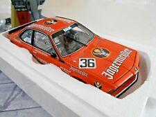 BMW 635 CSI E24 Tourenwagen Jägermeister #36 Grohs Brun 1984 TWEM AUTOart 1:18
