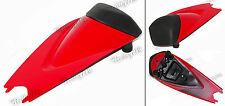Rouge Arrière Siège Couverture Capot Rear Seat Cowl Pour APRILIA RSV4 R 1000