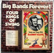 "12"" Vinyl BIG BANDS FOREVER! - Four Kings of Swing 2 - Sammy Kaye / Benny Godman"