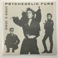 The Psychedelic Furs - Midnight To Midnight LP Record Vinyl - BRAND NEW - Import