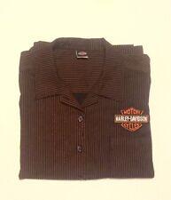 Harley Davidson Motor Cycles Performance Parts Shirt  YOUTH SIZE LARGE    USED