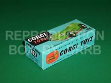 Corgi #152 B.R.M. F1 Grand Prix - Reproduction Box by DRRB