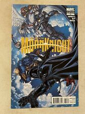 VENGEANCE OF MOON KNIGHT #10 NM 9.4 2ND PRINTING JUAN JOSE RYP VARIANT COVER