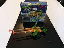 Tortues Ninja - TMNT - Double Barreled Plunger Gun, Canon - 1989 Playmates