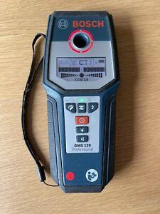 Genuine Bosch GMS 120 Professional Multi Detector