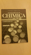 Antonio F. Gimigliano - Fondamenti di Chimica Complementi per  Insegnanti Giunti
