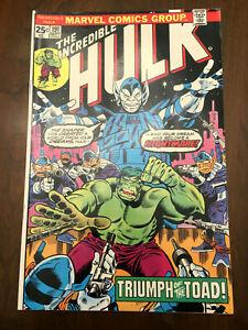 INCREDIBLE HULK #191 Marvel Comics (1975) BRONZE AGE CLASSIC!!