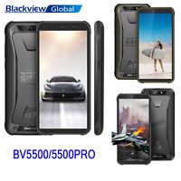 "5.5"" Blackview  BV5500 Pro Smartphone IP68 Waterproof 16GB Moblle Phone Dual SIM"