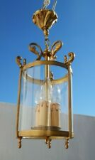 lanterne-suspension-bronze-3 feux