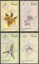 Venda 1981 Orchids/Plants/Flowers/Nature 4v set (b9953)