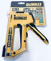 DEWALT 5-in-1 Multi-Tacker Stapler and Brad Nailer Multi-Tool DWHTTR510