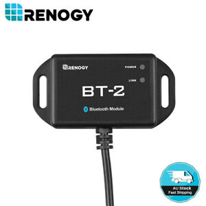 Renogy BT-2 Bluetooth Module Solar Charge Controller Wireless Monitor PV RS485