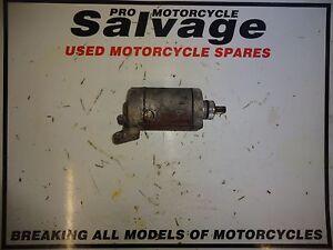 HONDA ST 1100 PAN EUROPEAN 1989 - 2002:STARTER MOTOR:USED MOTORCYCLE PARTS