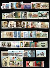 / WHOLESALE 1990 - MNH - EUROPA CEPT - POST, ARCHITECTURE - 52 STAMPS