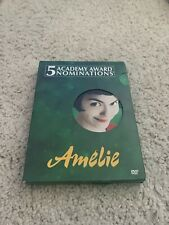 Amelie -2-Disc Set-Special Edition Dvd-*Disc Only* With Tracking