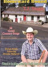 T.J. Stuart - Homeward Bound (Irish Country Music DVD)