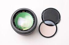 Focal MC Auto 135mm F2.8 Telephoto Lens Caps & Filter M42 NEX M4/3 EOS (#2061)