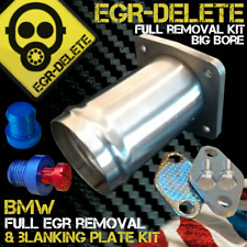BMW EGR DELETE E39 5 Series 520d 525d 530d 3.0d  EGR REMOVAL KIT BLANKING BYPASS