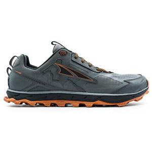 Altra Zero Drop Lone Peak 4.5 Mens Trail Hill Ultra Running Shoe Trainer RRP£120
