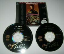 CLIFF RICHARD 2 CD SET - LISTEN TO CLIFF & 21 TODAY