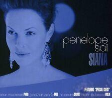 Penelope Sai - Siana [New CD]