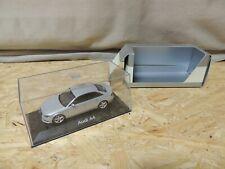 Audi A4 Schuco Eissilber Silber 1:43 Modellauto in OVP