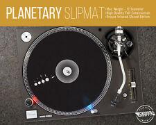 "Minimalist Solar System Turntable Slipmat - 12"" LP Record Player DJ Pad"