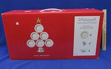 Pfaltzgraff Winterberry 12 Piece Buffet Set Dinner Plates Cups & Bowls Christmas
