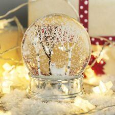 Westie Winter Snow Globe
